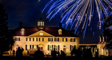Mount Vernon Candlelight Tours & Christmas Illuminations