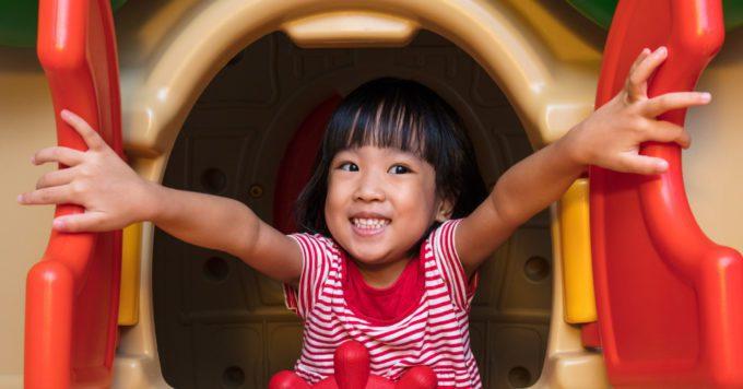 Drop-In Open Play Programs for Toddlers & Preschoolers