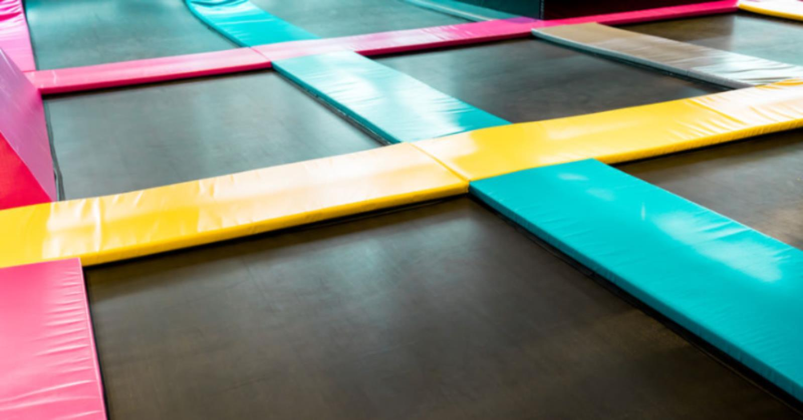 Indoor Play Guide: Trampoline Parks