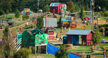 Cox Farm Fall Festival Preview Weekend