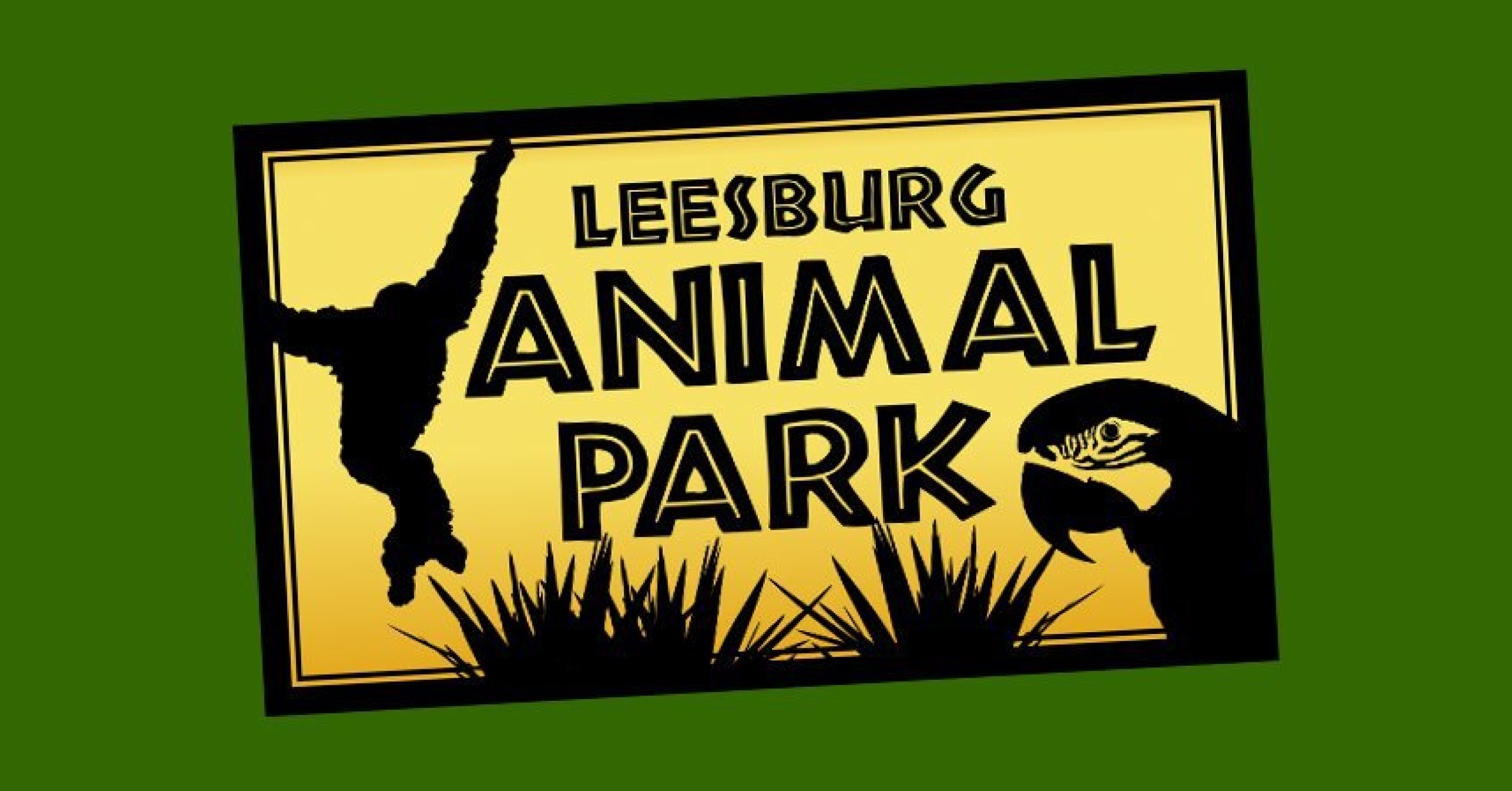 Image result for leesburg animal safari logo
