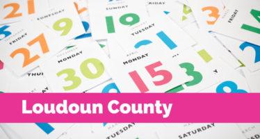 Calendar: Loudoun County