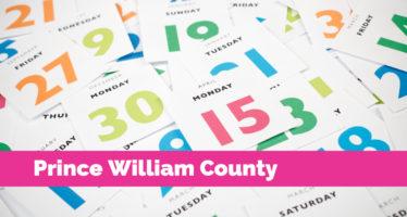 Calendar: Prince William County