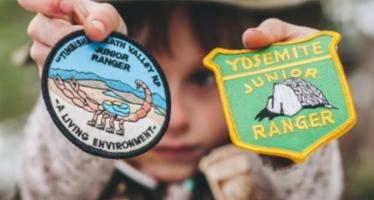 Earn Junior Ranger Badges From Home