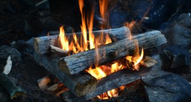 Family Campfire & Wagon Rides