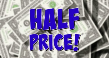 Half-Price Games at Dave & Buster's