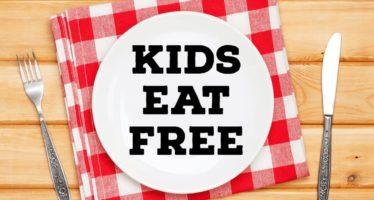 Kids Eat Free @ Scotto's Rigatoni Grill