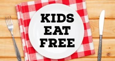 Kids Eat Free at Scotto's Rigatoni Grill
