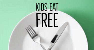 Kids Eat Free & Half-Off Select Games