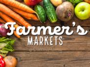 Farmer's Markets in Northern Virginia