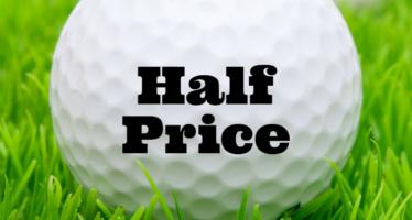 Half-Price Fun at Topgolf