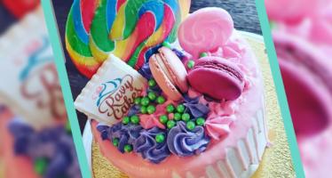 Tweens & Teens Candy Drip Cake Class