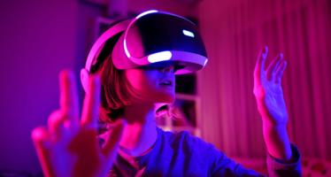 Dive Into a Fantasy World at VR Arena!